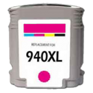 HP C4908AN (940XL) INK / INKJET Magenta High Yield