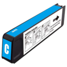 HP CN626AM (HP971XL) INK/INKJET Cartridge Cyan High Yield