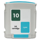 HP C4841A (10) INK / INKJET Cartridge Cyan