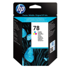 ~Brand New Original HP C6578A (78A) INK / INKJET Cartridge Tri-Color
