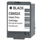 HP C6602A INK / INKJET Cartridge Black