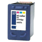 HP C6657A (57) INK / INKJET Cartridge Tri-Color