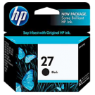~Brand New Original HP C8727A (27) INK / INKJET Cartridge Black