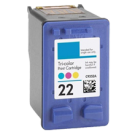 HP C9352AN (22) INK / INKJET Cartridge Tri-Color