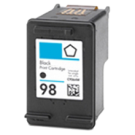 HP C9364W (98) INK / INKJET Cartridge Black