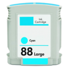 HP C9391A INK / INKJET Cartridge Cyan High Yield