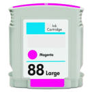 HP C9392A INK / INKJET Cartridge Magenta High Yield