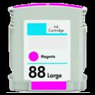 HP C9392A INK / INKJET Cartridge Magenta High Yield