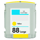 HP C9393A INK / INKJET Cartridge Yellow High Yield