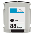HP C9396A INK / INKJET Cartridge Black High Yield
