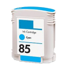 HP C9425A HP85A INK / INKJET Cartridge Cyan