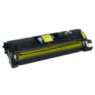 HP C9702A Laser Toner Cartridge Yellow