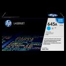 Brand New Original HP 645A C9731A Laser Toner Cartridge Cyan