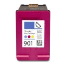 HP CC656AN (901) INK / INKJET Cartridge Tri-Color