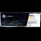 Brand New Original HP CF302A (827A) Laser Toner Cartridge Yellow