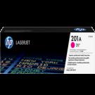 ~Brand New Original HP CF403A (201A) Laser Toner Cartridge Magenta