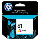 ~Brand New Original HP CH562WN (HP61) INK / INKJET Cartridge Tri-Color