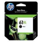 Brand New Original HP CH563WN (HP61XL) High Yield INK / INKJET Cartridge Black