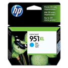 Brand New Original HP CN046AN 951XL INK/INKJET Cartridge Cyan