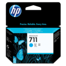 Brand New Original HP CZ130A (HP 711) INK / INKJET Cartridge Cyan