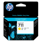 Brand New Original HP CZ132A (HP 711) INK / INKJET Cartridge Yellow