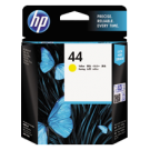~Brand New Original HP 51644Y HP44 INK / INKJET Cartridge Yellow