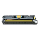 HP Q3962A Laser Toner Cartridge Yellow High Yield