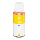 HP 1VU28AN (HP 31) Yellow Ink / Inkjet Cartridge