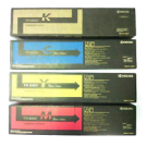 ~Brand New Original Kyocera Mita TK-8307 Laser Toner Cartridge Set Black Cyan Magenta Yellow