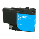 BROTHER LC3037C Cyan Ink Cartridge Extra High Yield