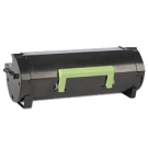 LEXMARK 50F1X00 Laser Toner Cartridge Black Extra High Yield