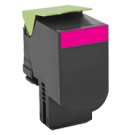 LEXMARK 70C1XM0 (701XM) Laser Toner Cartridge Extra High Yield Magenta