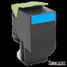 Lexmark 80C1SC0 Laser Toner Cartridge