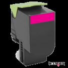 Lexmark 80C1SM0 Laser Toner Cartridge