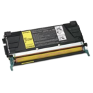 LEXMARK C5242CH Laser Toner Cartridge High Yield Yellow
