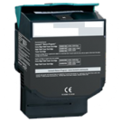 LEXMARK / IBM C544X1KG High Yield Laser Toner Cartridge Black