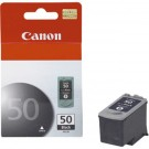 ~Brand New Original CANON PG-50 High Yield INK / INKJET Cartridge Black