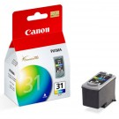 ~Brand New Original CANON CL-31 INK / INKJET Cartridge Tri-Color