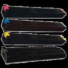 SHARP MX-36NT Laser Toner Cartridge Set Black Cyan Magenta Yellow