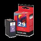 Brand New Original Lexmark 18C1429 #29 Ink / Inkjet Tri-Color