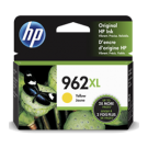 ~Brand New Original HP OEM-3JA02AN (962xl) Yellow INK / INKJET Cartridge