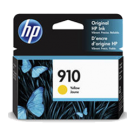 Brand New Original HP OEM-3YL60AN (910) Yellow Ink / Inkjet Cartridge