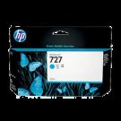 Brand New Original HP B3P19A (727) High Yield Ink/Inkjet Cartridge Cyan (130 Ml)