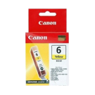 Brand New Original Canon BCI6Y Ink / Inkjet Cartridge Yellow