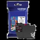 ~Brand New Original OEM-BROTHER LC3017M High Yield INK / INKJET Cartridge Magenta