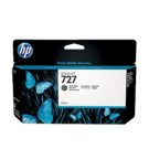 Brand New Original HP C1Q12A (727) High Yield Ink/Inkjet Cartridge Matte Black (300 Ml)