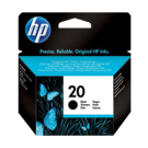 ~BRAND NEW ORIGINAL HP C6614A (20) INK / INKJET CARTRIDGE BLACK