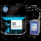HP C9352AN (22) INK / INKJET Cartridge Tri-Color