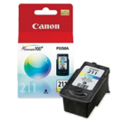 Brand New Original CANON CL-211 INK / INKJET Cartridge Tri-Color