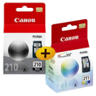 CANON P-PG-210 / P-CL-211 INK / INKJET Cartridge